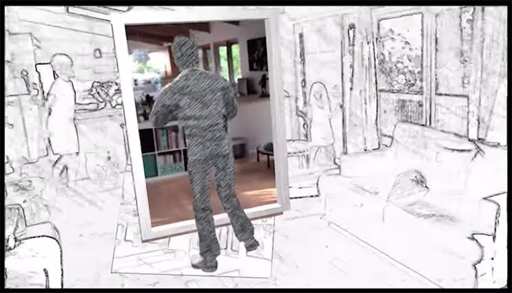 new ar app brings you into the take on me comic book a ha